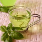 how to treat acne green tea