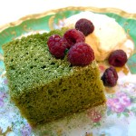 how to treat acne matcha cake