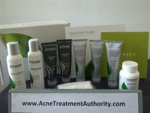 exposed skin care review ingredients